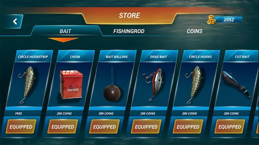 ألعاب صيد السمك البحر الرياضة الصيد محاكي 6 تصوير الشاشة