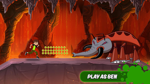 Ben 10 Alien Run screenshot 2