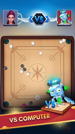 Carrom King™ - Best Online Carrom Board Pool Game screenshot 9