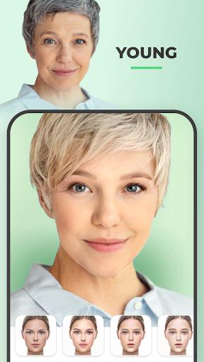 FaceApp - Face Editor, Makeover & Beauty App screenshot 3