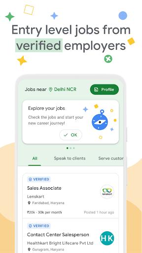 Kormo Jobs by Google: Find jobs & grow your career 1 تصوير الشاشة