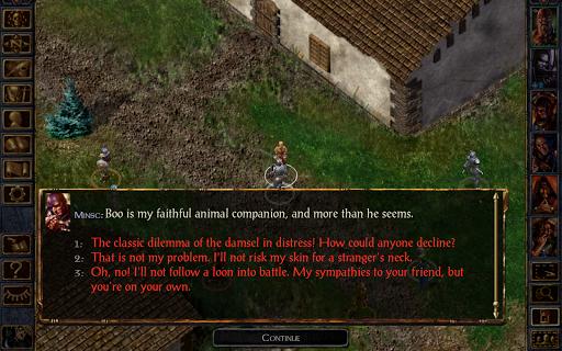 Baldur's Gate: Enhanced Edition screenshot 12