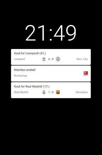 GoalAlert - The fastest football app 10 تصوير الشاشة
