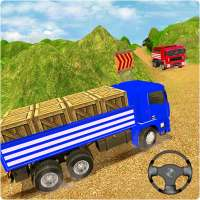 Indian Truck Mountain Drive 3D on 9Apps