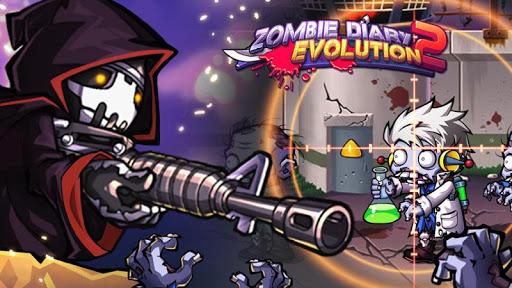 Zombie Diary 2: Evolution 6 تصوير الشاشة