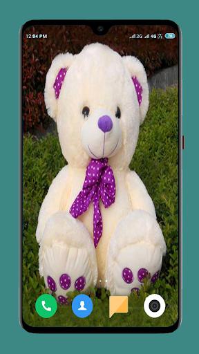 Cute Teddy Bear wallpaper screenshot 10