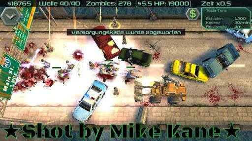 Zombie Defense 14 تصوير الشاشة