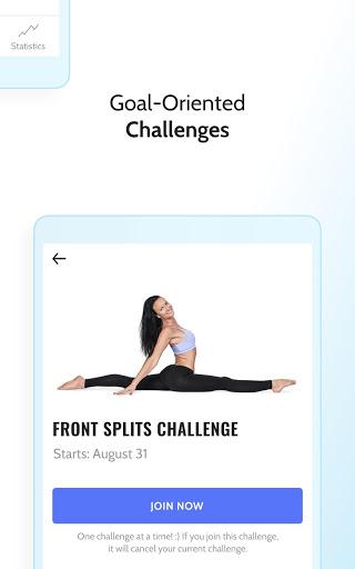 StretchIt - Stretching Video-Classes 10 تصوير الشاشة