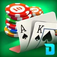 DH Texas Poker - Texas Hold'em أيقونة