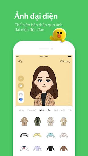 LINE:Gọi và nhắn tin miễn phí screenshot 7