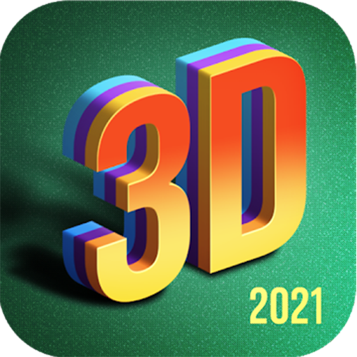 3D Parallax Wallpaper HD- Cool Live Background icon