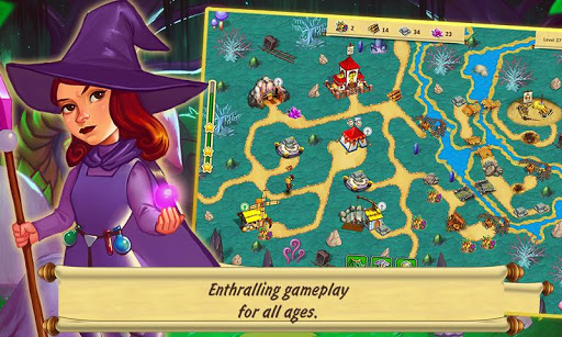 Gnomes Garden 3: The Thief of Castles screenshot 4