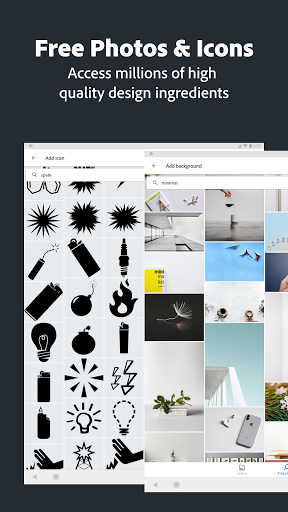 Adobe Spark Post: Graphic Design & Story Templates 16 تصوير الشاشة