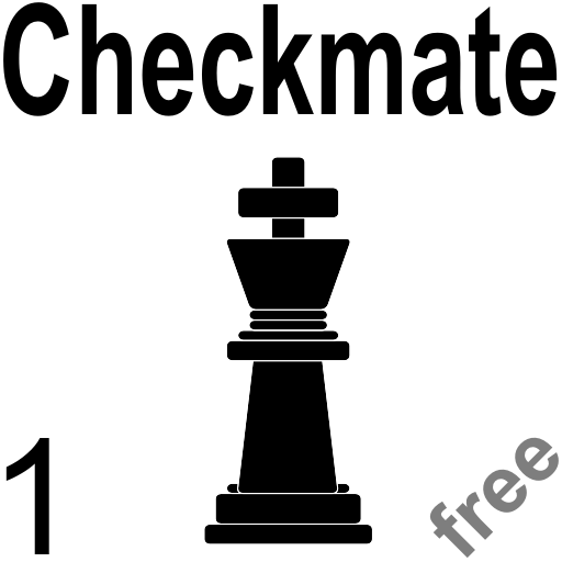 1 move checkmate chess puzzles icon