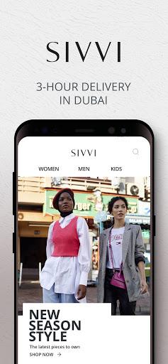 SIVVI Online Fashion Shopping screenshot 1