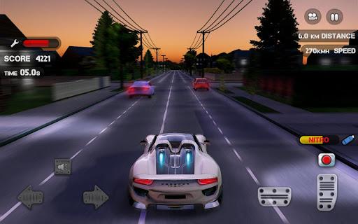 Race the Traffic Nitro screenshot 1