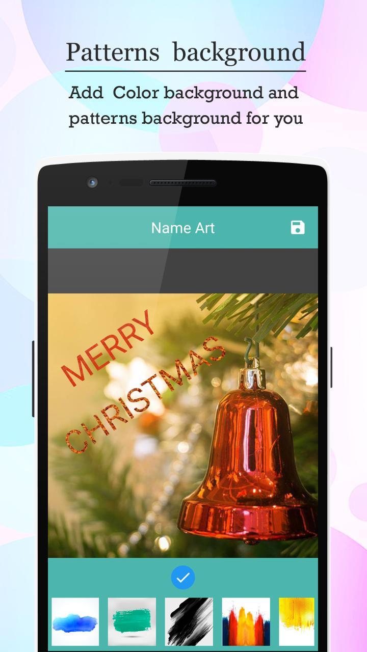 Name Art - Focus N Filter screenshot 2