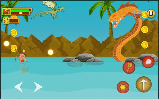 Hanuman Adventures Evolution 6 تصوير الشاشة