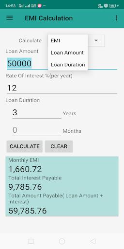 Interest Calculator screenshot 5