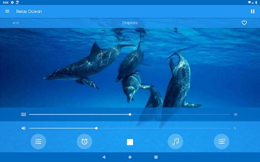 Relax Ocean - Nature sounds: sleep & meditation screenshot 16