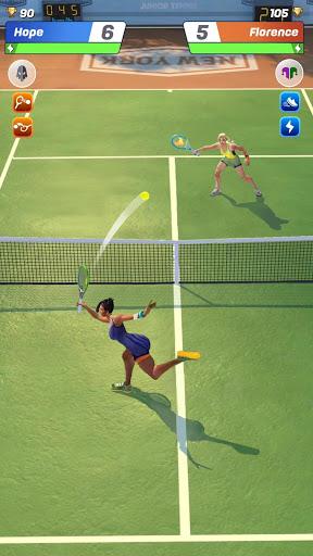 Tennis Clash: 1v1 Free Online Sports Game screenshot 3