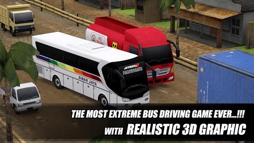 Telolet Bus Driving 3D screenshot 1