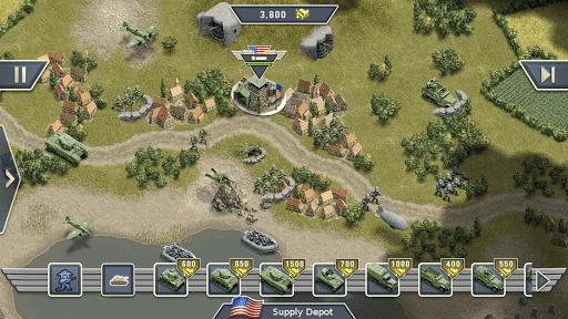 1944 Burning Bridges Premium screenshot 12