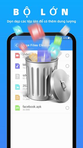 Dọn dẹp nhanh hơn - Tệp rác dọn dẹp và tăng tốc độ screenshot 5