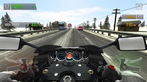 Traffic Rider screenshot 6