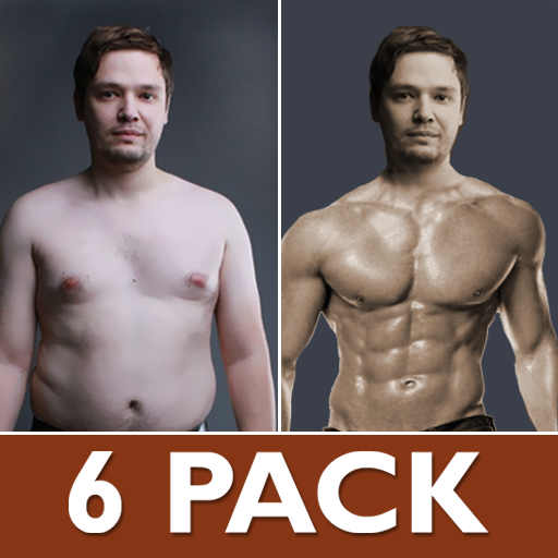 Make Six Pack Photo 6 Abs Body icon