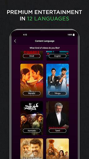 ZEE5: Movies, TV Shows, Web Series, News screenshot 6