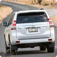 Luxury Suv Offroad Prado Drive on 9Apps