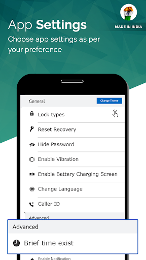 AppLock - Made in India screenshot 5
