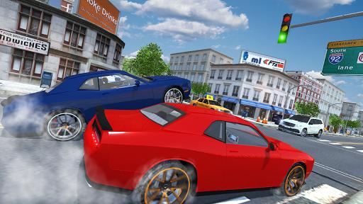 Muscle Car Challenger 1 تصوير الشاشة