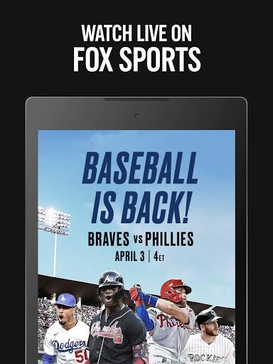FOX Sports: Latest Stories, Scores & Events screenshot 8