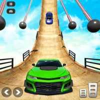 Mega Ramp Car Stunt Races - Stunt Car Games 2020 on 9Apps