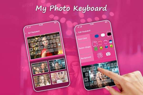 My Photo Keyboard screenshot 4