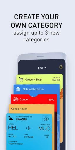 PassWallet - Passbook   NFC screenshot 5