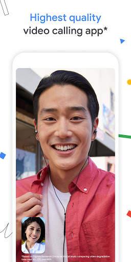 Google Duo - High Quality Video Calls screenshot 2