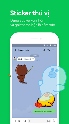 LINE:Gọi và nhắn tin miễn phí screenshot 2