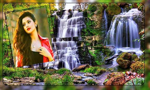 Waterfall Photo Frames 2019 4 تصوير الشاشة