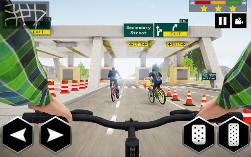Mountain Bike Simulator 3D screenshot 7