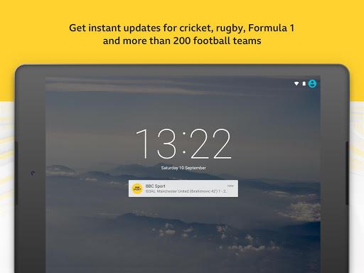 BBC Sport - News & Live Scores 13 تصوير الشاشة
