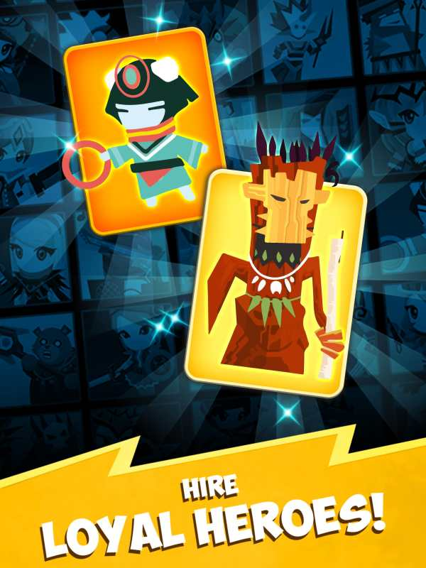 Tap Titans 2: Legends & Mobile Heroes Clicker Game screenshot 11