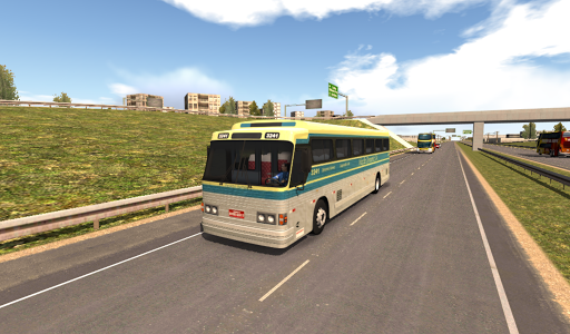 Heavy Bus Simulator screenshot 5