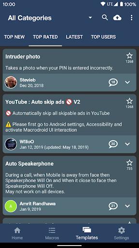 MacroDroid - Device Automation screenshot 4