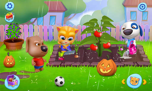 My Talking Tom Friends screenshot 4