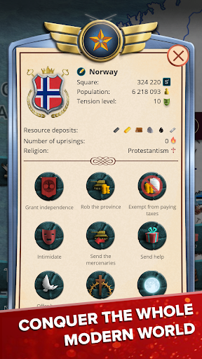Modern Age – President Simulator Premium screenshot 3