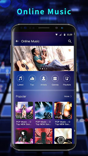 Equalizer Music Player and Video Player screenshot 7