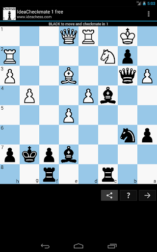 1 move checkmate chess puzzles screenshot 7